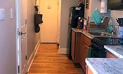 Kitchen, 44A Joy St, 1