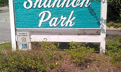Shannon Park Apts, 1