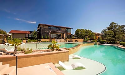 Pool, The Cottages at San Marcos, 0