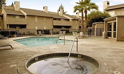 Pool, Sierra Regency, 1