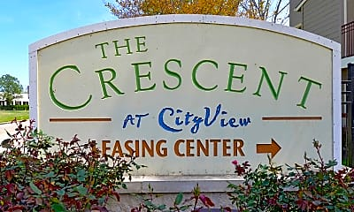 Community Signage, Crescent At Cityview, 2