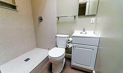 Bathroom, 1850 Lombard St, 2