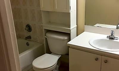 Bathroom, 606 W 81st St, 1