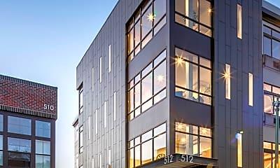Building, Campus Lofts, 1