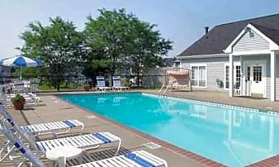 Pool, Alden Pond Townhomes, 2