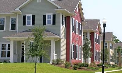 Building, Blakeway Apartments, 1