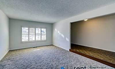 Living Room, 3901 Rimrock Drive, 1