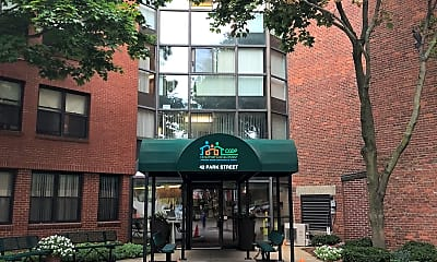 Constitution Co-op Apartments, 1