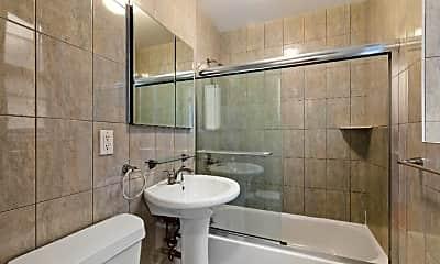 Bathroom, 340 W 55th St, 2
