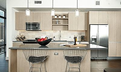 Kitchen, 407 Travis St, 1