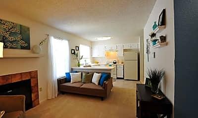 Living Room, Maple Springs, 2