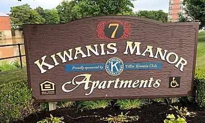 Kiwanis Manor, 1