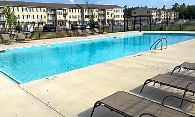 Pool, Benson Estates, 1