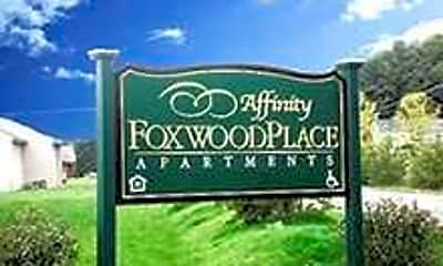 Community Signage, Affinity Foxwood Place, 1