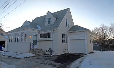 Building, 319 Earl St, 2