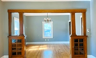 Living Room, 4640 Izard St, 1