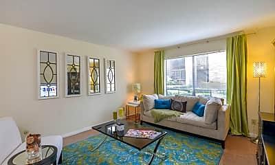 Bedroom, 5401 Chimney Rock, 1