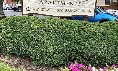 Gainesway Village Apartments, 1