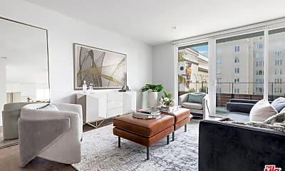 Living Room, 1425 N Crescent Heights Blvd 203, 0
