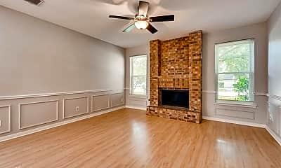 Living Room, 3318 Knob Oak Dr, 1