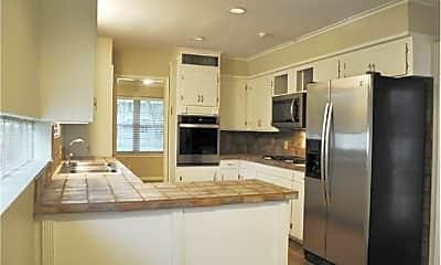 Kitchen, 6120 Crestmont Dr, 1