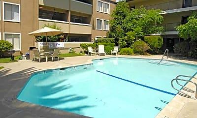 Pool, The Elms, 2