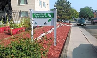 Greenleaf Apartments, 1