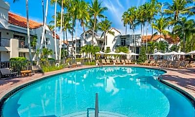 Pool, Sheridan Ocean Club Apartments, 0
