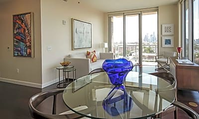 Dining Room, The Sovereign at Regent Square, 0