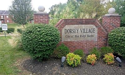 Dorsey Village, 1