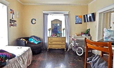 Living Room, 312 S Chicago Ave, 2