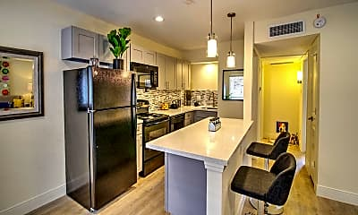 Kitchen, The Dawson at Stratford Apartments, 1