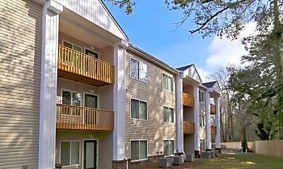 Building, Summit Apartments, 0