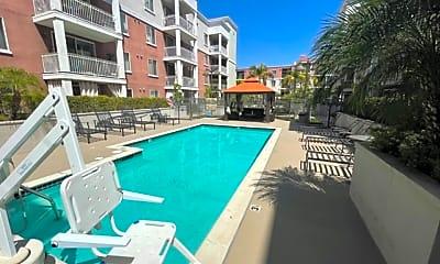Pool, 3740 Santa Rosalia Dr 315, 2