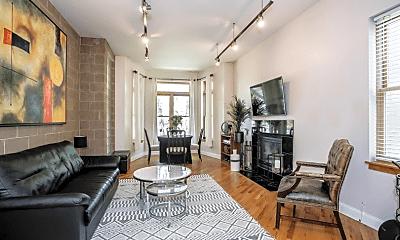 Living Room, 2029 W Evergreen Ave, 1