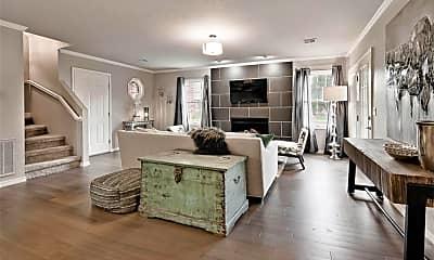 Living Room, 7 S Prairie Dunes Dr, 1