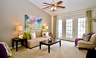 Living Room, Shoreline, 1