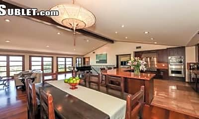 Dining Room, 6640 Whitley Terrace, 1