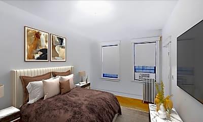 Bedroom, 27 Glenville Avenue, Unit 1, Allston, Boston, MA, 0