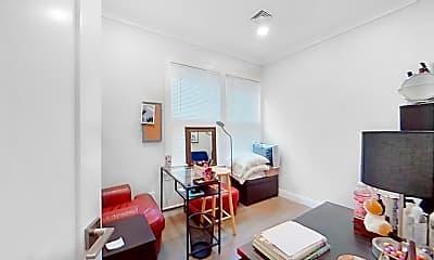 Living Room, 134 Chelsea St., #3, 1
