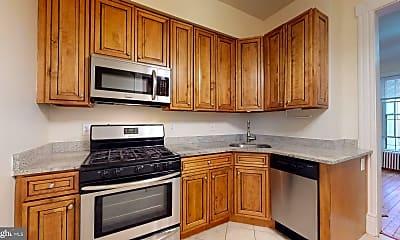 Kitchen, 1823 Riggs Pl NW 4, 1
