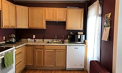 Kitchen, 62 South St, 1