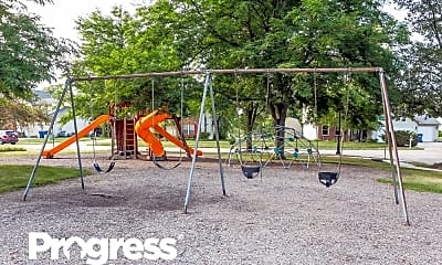Playground, 5845 Poole Place, 2