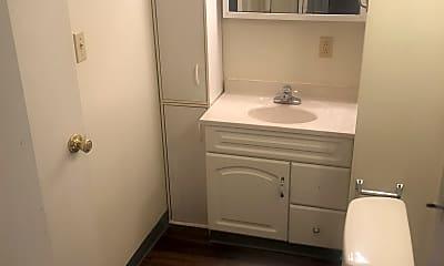 Bathroom, 423 S Fess Ave 3, 2