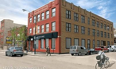 Building, 1038 N Ashland Ave, 0