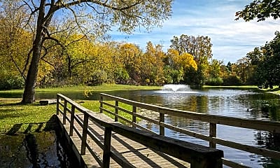 Lake, The Ponds at Georgetown, 1