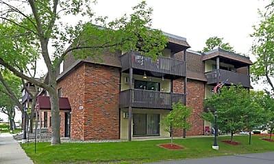 Building, Bentonshire Apartments, 1