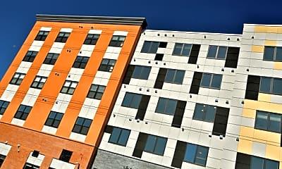 Building, Swinburne Building, 1