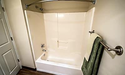 Bathroom, Kruseway Commons, 2