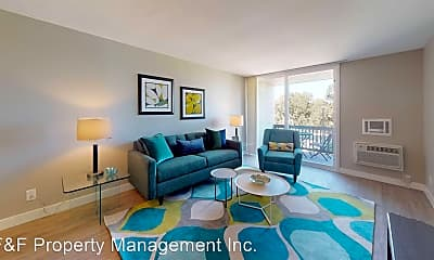 Living Room, 7200 Saranac St, 0
